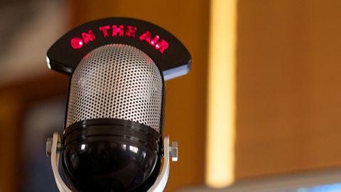 Radio mic (Photo: Alan levine)
