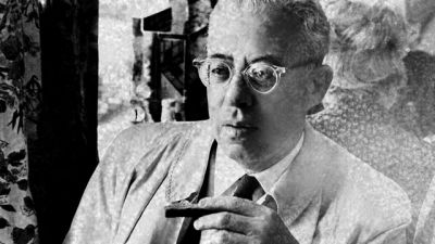 Saul D. Alinsky, Chicago, who headed up the formation of FIGHT—Freedom, Integration, God, Honor. April 1967. (AP Photo)