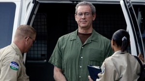 Robert Allen Stanford arrives in custody at the federal courthouse for a 2010 hearing in Houston. (AP Photo/David J. Phillip)