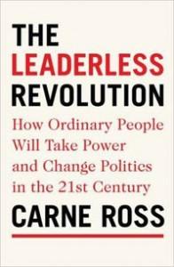 'The Leaderless Revolution' book jacket