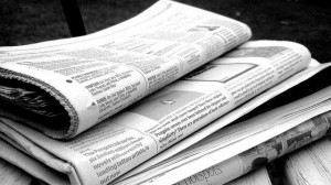 Newspapers; Credit: NS Newsflash, Flickr