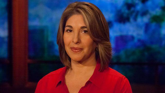 Naomi Klein (Photo: Dale Robbins)