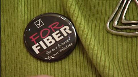 For Fiber pin