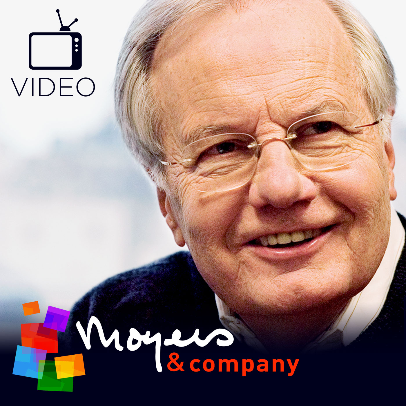 Bill Moyers (video podcast)
