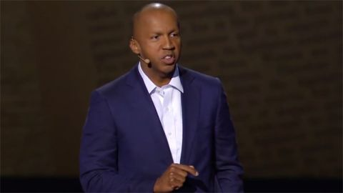 Lawyer Bryan Stevenson at 2012 TED conference