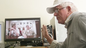 Phil Donahue produced the documentary Body of War. (Credit: Ellen Spiro)