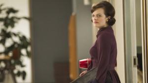 Elisabeth Moss plays Peggy Olson on 'Mad Men'; Photo Credit: Jordin Althaus/AMC