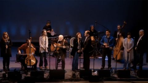 The Newtown Concert featuring Peter Yarrow and Dar Williams.