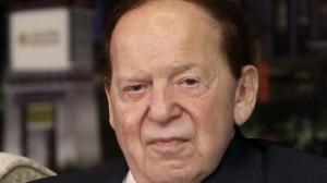 Las Vegas Sands Chairman and CEO Sheldon Adelson (AP Photo/Kin Cheung, File)