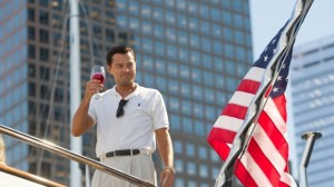 Leonardo DiCaprio plays Jordan Belfort in 'The Wolf of Wall Street,' from Paramount Pictures and Red Granite Pictures.