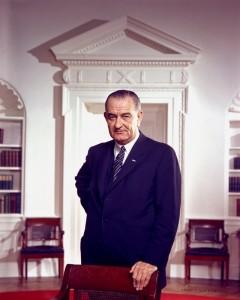 Lyndon Johnson. (Photo: Arnold Newman/White House Press Office (WHPO))