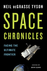 Space Chronicles Book Cover