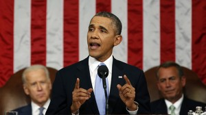 Barack Obama, Joe Biden, John Boehner, SOTU 2014