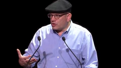 David Simon at the Festival of Dangerous Ideas
