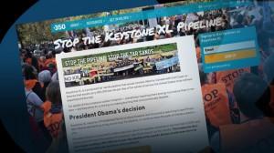 350.org website screenshot