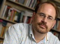 Steven Teles is an associate professor in the political science department at Johns Hopkins University. (Image: Johns Hopkins University.)