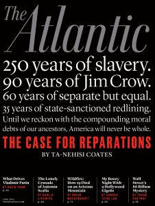 Cover of The Case for Reparations