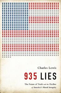 935 Lies book cover