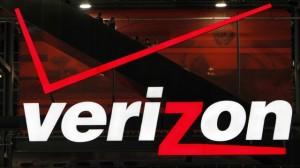 Verizon sign (AP)