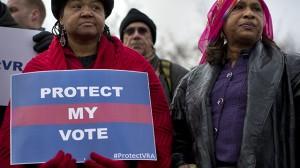 Voting Rights -- Shelby County, Ala., v. Holder
