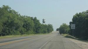 A country road in Strawn, Texas. (Photo Credit: Nicolas Henderson / Flickr CC 2.0)