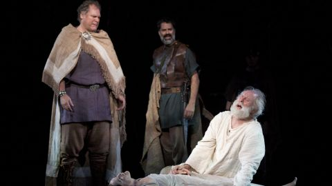 King Lear, John Lithgow, Shakespeare