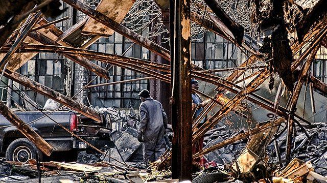 """""""Taking Apart Detroit"""" by Bob Jagendorf (PhoTo: Bob Jagendorf/Flickr CC 2.0)"""