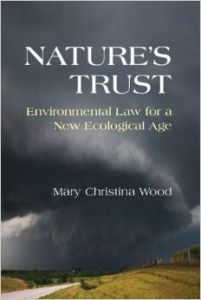 nature's trust book cover