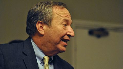 Larry Summers (Photo: Chatham House/Flickr CC 2.0)