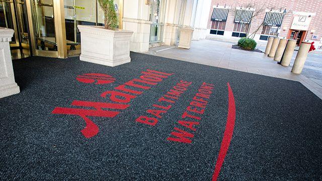 Marriott Hotel in Baltimore, Maryland. (Photo: m01229/flickr CC 2.0)