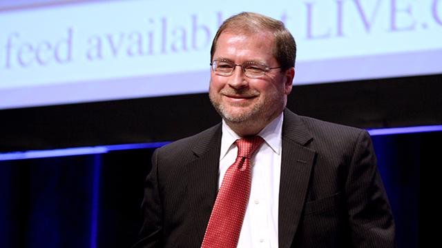 Americans for Tax Reform's Grover Norquist. (Photo: Gage Skidmore/flickr CC 2.0)
