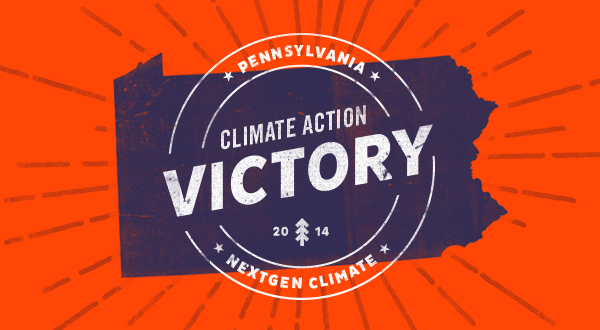 Three of the seven candidates that NextGen Climate made top priorities prevailed: Sen. Jeanne Shaheen in New Hampshire, Sen.-elect Gary Peters in Michigan and governor-elect Tom Wolf. (Photo by NextGen Climate)