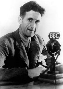 George Orwell in BBC 1940