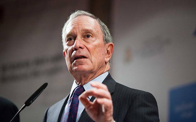 Israel: Michael Bloomberg Awarded The Genesis Prize In Jerusalem - 2014