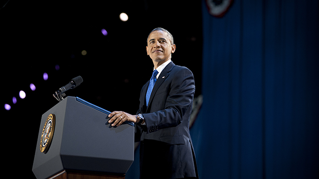 Election day 2012. (Photo: Christopher Dilts/ Obama for America/flickr CC 2.0)