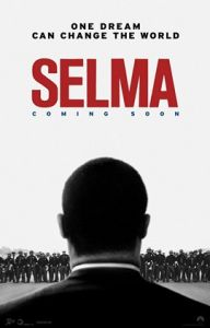 (Poster of 'Selma' the movie.)