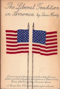 Book Jacket: The Liberal Tradition in America by Louis Hartz