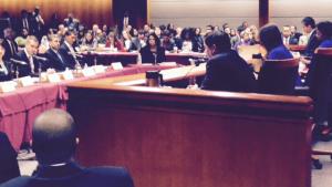 Net neutrality hearing (Photo: Michael Winship)