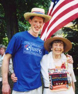Dan Weeks & Granny D