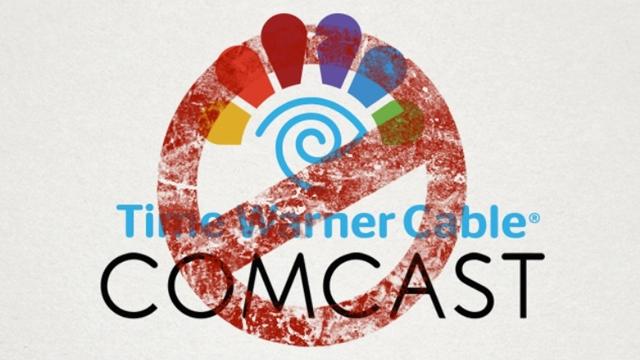 No to Comcast merger