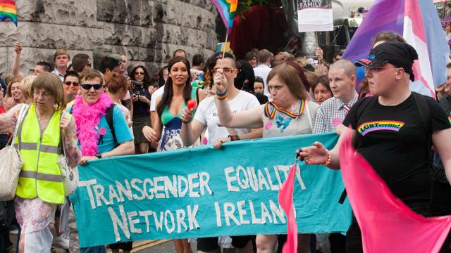 Dublin Pride festival 2010 - Transgender Equality Network Ireland (Photo: William Murphy/flickr CC 2.0)