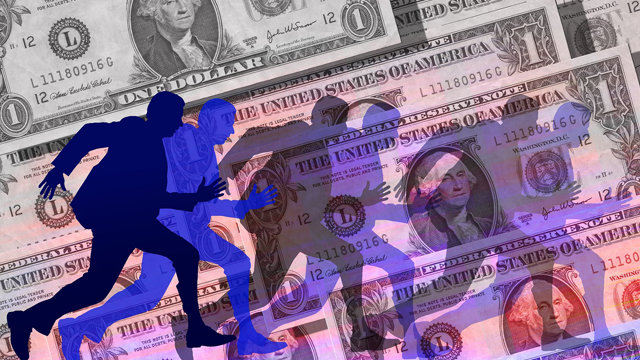 Money. Dollars, (Photo: Pixabay/CC 2.0)