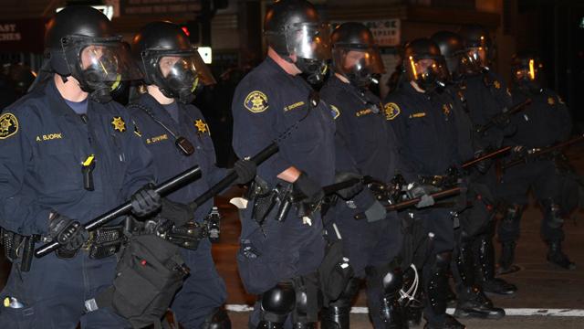 Oakland Police (Photo: Soozarty1/flickr CC 2.0)
