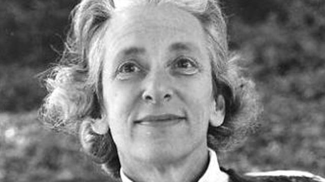 Barbara Tuchman (Wikimedia)