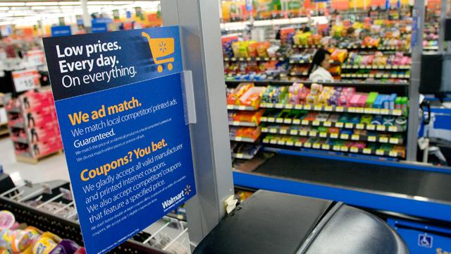(Photo: Walmart/flickr CC 2.0)