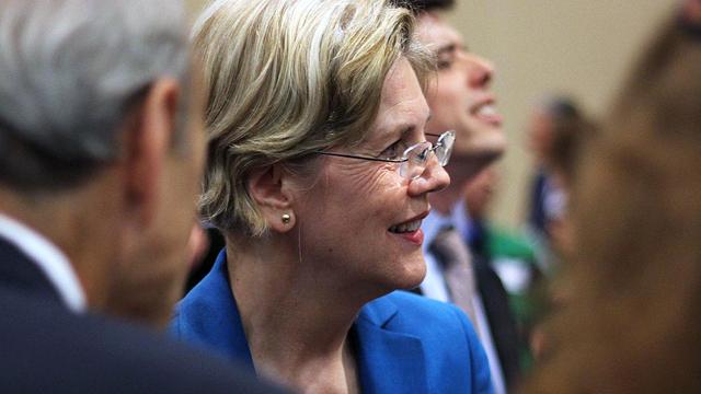 Elizabeth Warren of MA