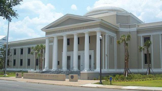 Supreme Court Florida (Credit: Wikicommons)