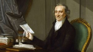 Thomas Paine by Laurent Dabos