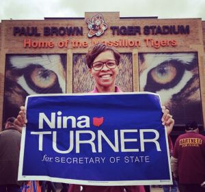Turner had strong local support. Her campaign received more than 16,000 individual contributions, largely from small donors.