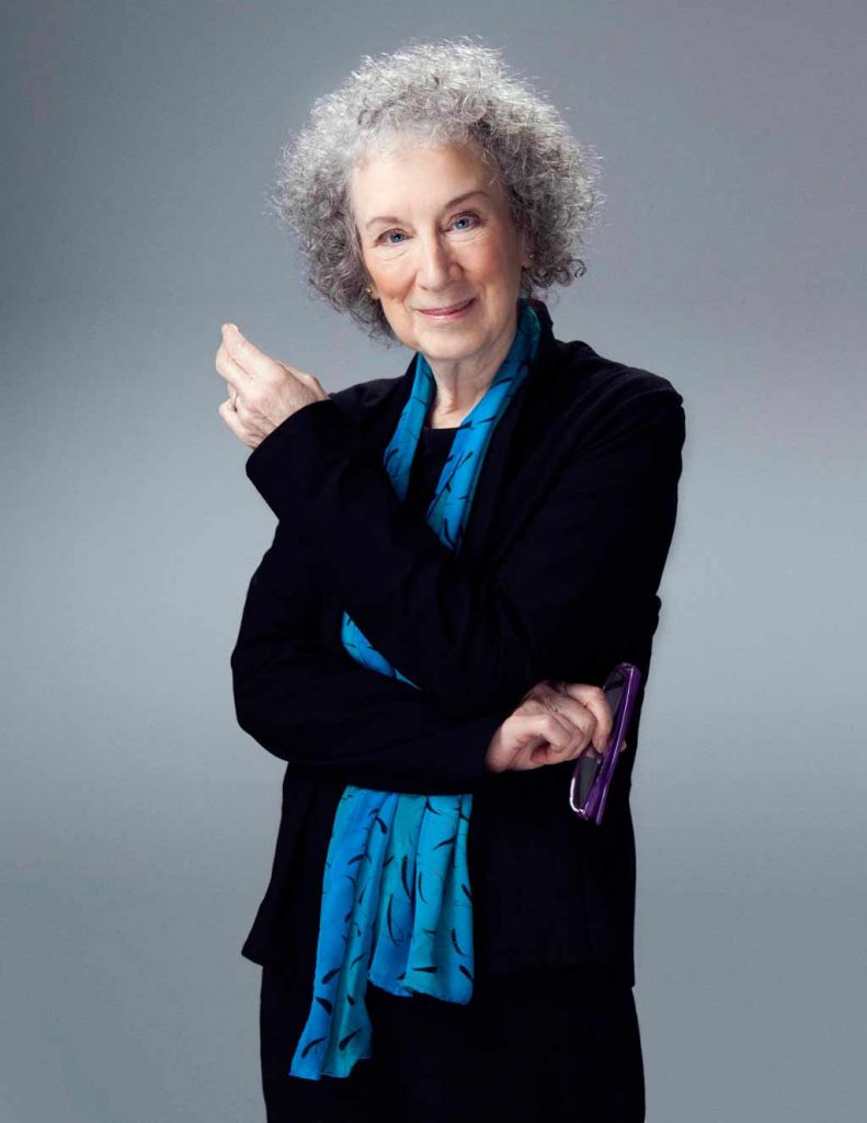 Margaret Atwood. (Photo: Jean Malek)